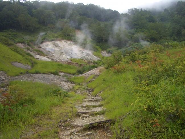 蓮華火山帯