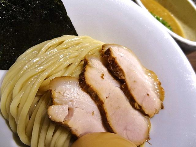 つけ麺一燈 伊勢海老 (2)