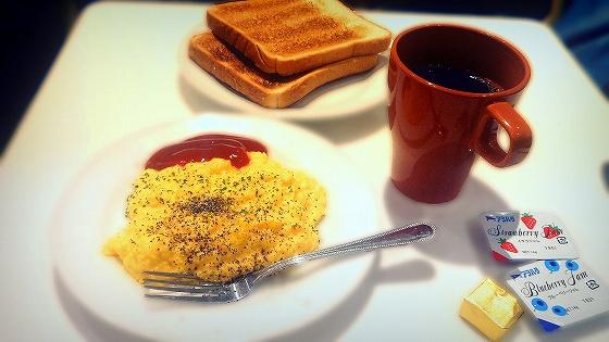 サクラホテル・サクラカフェの朝食
