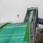 長野オリンピックの感動を求めて白馬塩の道と温泉