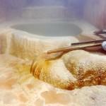 秘湯シリーズ5〜石灰華で覆われた濃厚源泉掛け流しの長湯温泉・郷の湯旅館〜