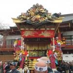 特急レッドアロー号で行く!埼玉 秩父神社例大祭・前日の宵マチ
