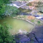 野麦峠からマル秘温泉の塩沢温泉へ