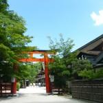 リレー徘徊4 上賀茂&下鴨神社のみどりを巡る(京都市)