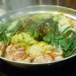 【新橋】ぷりっぷりのもつを、ピリッと辛くてうまみのあるスープで頂きます!冬に嬉しい、もつ鍋専門店「清水」