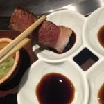熊本城から徒歩5分、熊本馬肉とステーキが堪能出来るお店ニューくまもと亭
