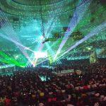神戸最大級のアリーナ、ワールド記念ホールは楽しみがいっぱい