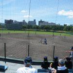 明石トーカロ球場、そこは軟式高校球児が目指す「もう一つの甲子園」