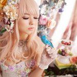 写真館でお姫さま、花魁、ゴスロリに変身して撮影ができる!【変身写真館ミニーナ】
