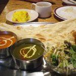 【大阪・梅田】インド人が作るインド料理「スパイス王国」