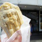 【秋葉原】ガンダムファンにも、外国人観光客にも大人気!GUNDAM Cafe (ガンダムカフェ) 秋葉原のガンプラ焼