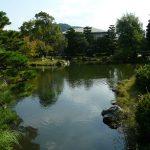 リレー徘徊35:京の庭・美術館の小さな庭(左京区)
