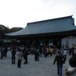 「日本の故郷」で初詣!広大な敷地を誇る奈良の橿原神宮