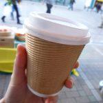 【上野】クリスマスマーケットで出会ったキッチンカー、Cona Cafeさんでハンドドリップの美味しいコーヒーを頂く