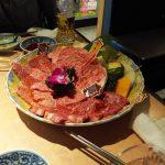 大阪ミナミの心斎橋で焼肉!佐賀牛・山形牛の焼肉工房「花ごよみ」