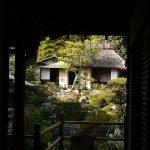 リレー徘徊44:等持院界隈〜お庭を見る編