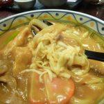 【岐阜県】ちゅるちゅる、うまうま!久しぶりに若鯱家でカレーうどんを食べてみた!