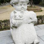 リレー徘徊59:池田市彫刻の道を行く7〜石橋駅編<1>