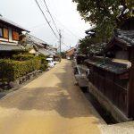 奈良県葛城市の竹内街道をぶらり散歩。長尾神社~松尾芭蕉・司馬遼太郎ゆかりの綿弓塚まで