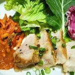 【渋谷】日本野菜ソムリエ認定!たっぷり野菜でサム(包む)して食べる韓国料理専門店、水刺齋(スランジェ)