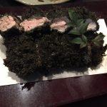 鹿児島市内にある有名店「黒福多」で食べる黒豚とんかつが絶品
